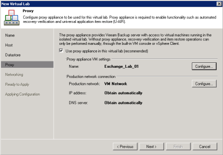 How to install the Veeam Virtual LabThe virtual world of